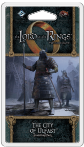 Lord of the Rings : The Card Game - The City of Ulfast